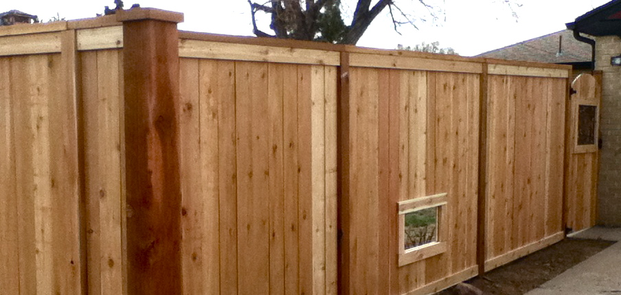 Fencing Fort Collins Windsor Co Outrigger Landscaping